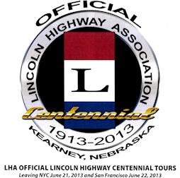 Lincoln Highway Centennial Tour