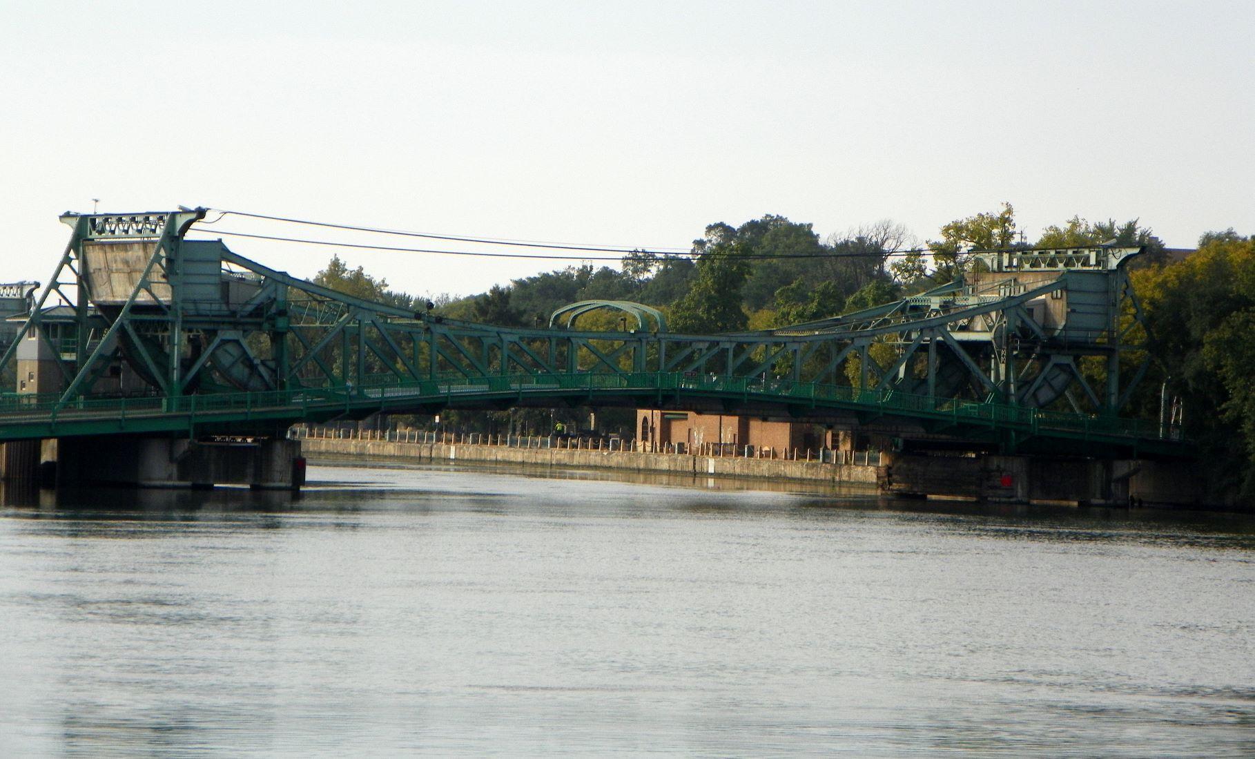 Cass Street Bridge on the Lincoln Highway