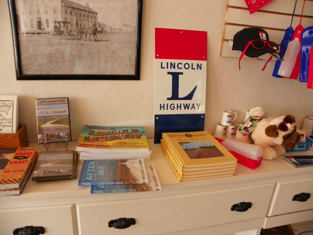 Lincoln Highway books