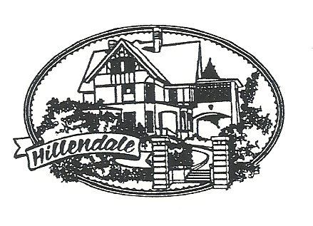 Drawing of the former Hillendale Bed and Breakfast